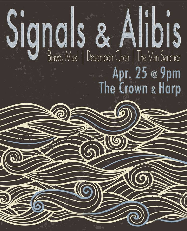 4.25.15 @ The Crown & Harp in Dallas