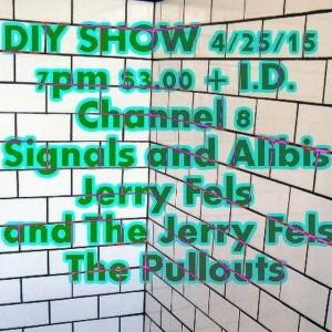 04.25.15 in Tyler, TX & DIY Spot