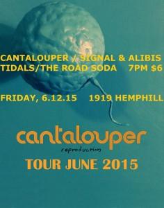 June 12, 2015 @ 1919 Hemphill