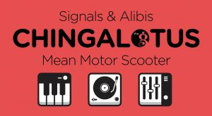 September 15, 2016 at The Grotto w/ Chingalotus and Mean Motor Scooter