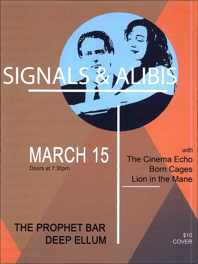 March 15, 2014 @ The Prophet Bar