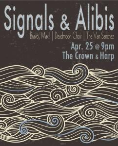 4.25.15 @ The Crown & Harp in Dallas